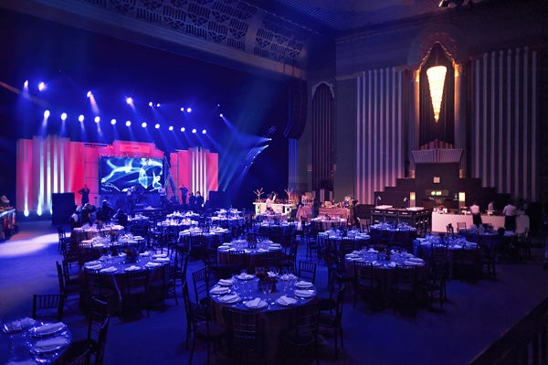 Eventim Apollo Event Space Launch 2015